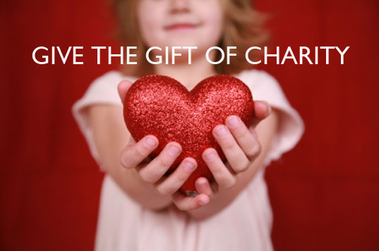 Christmas charity gifts