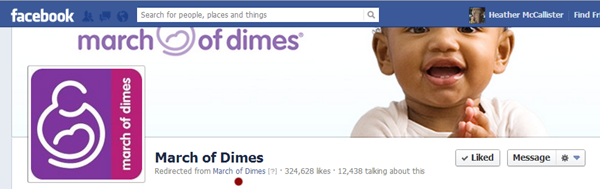 March of Dimes Two