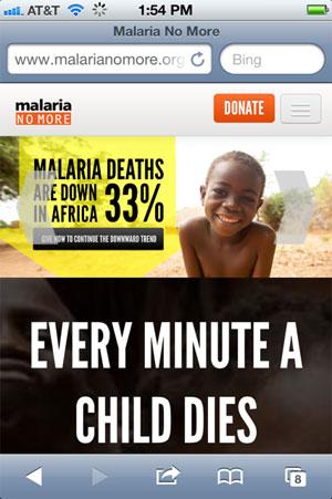 malariamobile