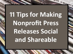 nonprofit-press-release