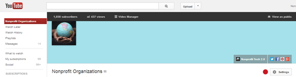 YouTube Settings 2